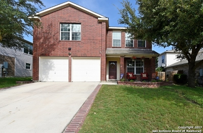 Schertz Single Family Home New: 1623 Rainy Brk