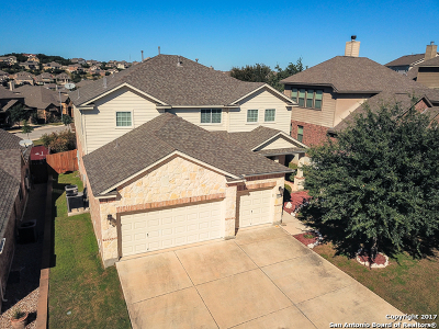 San Antonio Single Family Home New: 3411 Marlark Pass