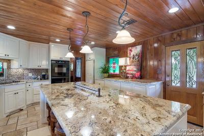 Boerne Single Family Home New: 35 Old Fredericksburg Rd
