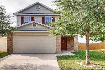 Bexar County Single Family Home New: 13014 Della Strada