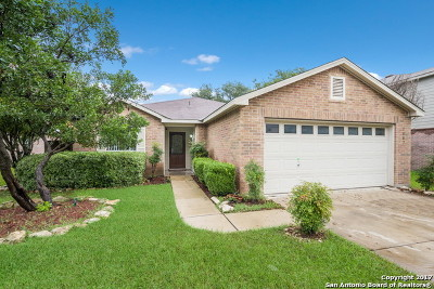 Bexar County Single Family Home New: 1407 Creek Knl