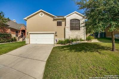 Bexar County, Comal County, Guadalupe County Single Family Home New: 27127 Trinity Bnd
