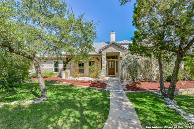 Helotes Single Family Home New: 316 Forever Ridge