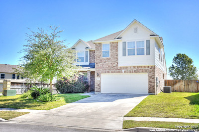 Cibolo Single Family Home New: 245 Turnberry Dr