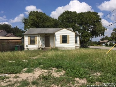 Single Family Home For Sale: 1247 Westfall Ave