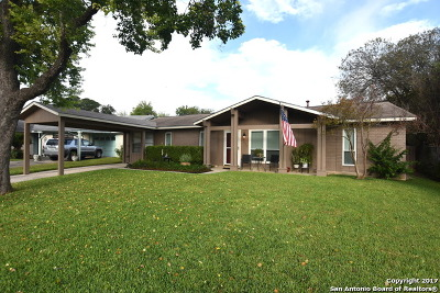 Live Oak Single Family Home New: 7213 Leading Oaks St