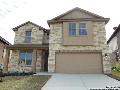 Bexar County Single Family Home For Sale: 28533 Willis Ranch