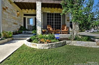 Schertz Single Family Home New: 5137 Black Horse