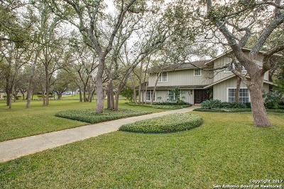 Bexar County, Comal County, Guadalupe County Single Family Home For Sale: 9407 E Valley View Ln