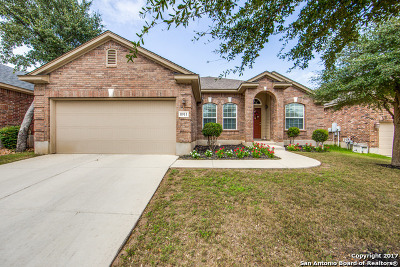 Helotes Single Family Home New: 8911 Hanover Frst