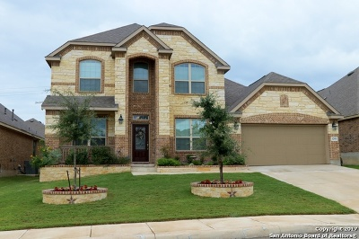 Bexar County Single Family Home New: 12911 Florianne