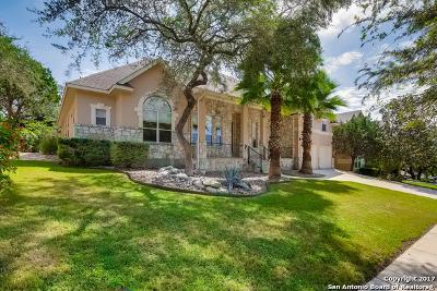 San Antonio Single Family Home New: 24706 Fairway Spgs
