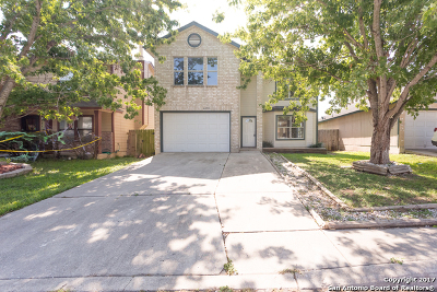 Converse Single Family Home New: 6830 Celes Meadow Dr