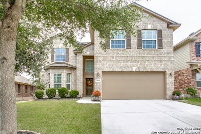Bexar County Single Family Home New: 5646 Lilac Willow