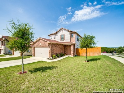 Schertz Single Family Home New: 6227 Fred Couples