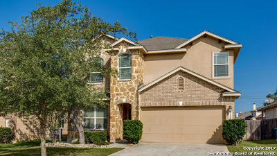 San Antonio Single Family Home New: 21807 Seminole Oaks