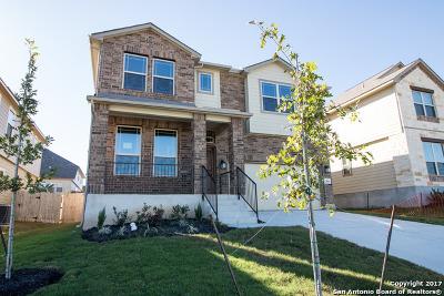 New Braunfels Single Family Home Price Change: 2915 Nicholas Cove