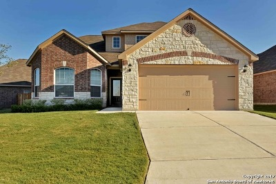 Single Family Home New: 7146 Turnbow