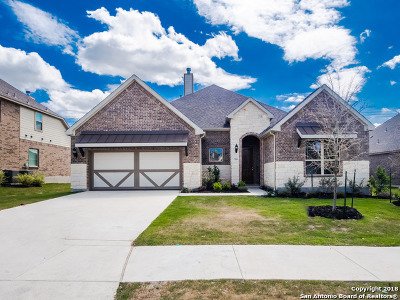 Schertz Single Family Home Price Change: 760 Mesa Verde