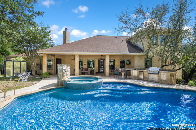 Boerne Single Family Home For Sale: 27751 Woodland Grn
