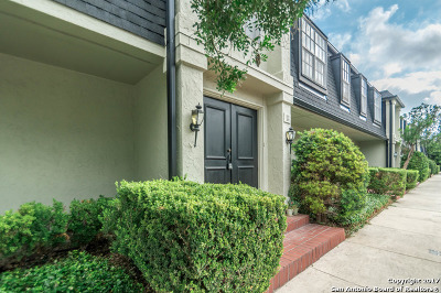 San Antonio Condo/Townhouse New: 7834 Broadway St #201