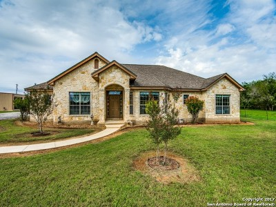 Jourdanton Single Family Home For Sale: 1720 County Road 300