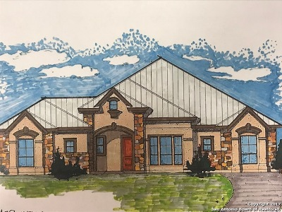 Boerne Residential Lots & Land New: 25506 Carrizo
