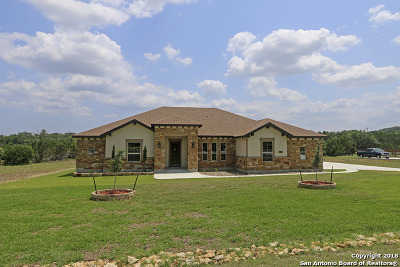 Comal County Single Family Home For Sale: 779 Stirrup Dr