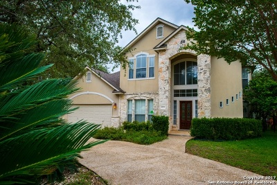 Helotes Single Family Home New: 9502 Brians Run