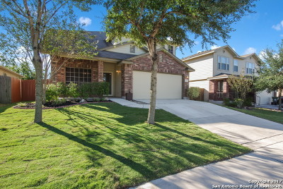 Cibolo Single Family Home New: 125 Arcadia Pl