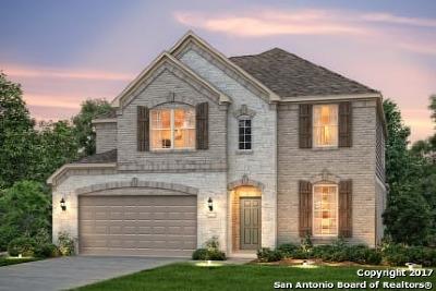 Bexar County Single Family Home Price Change: 12855 Sabinal River