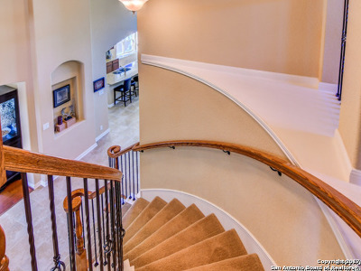 Helotes Single Family Home For Sale: 10535 Alcantara