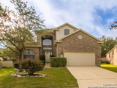 San Antonio Single Family Home New: 21806 Beaver Bend Ct