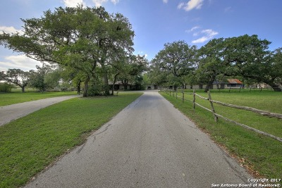 Bexar County, Kendall County Single Family Home New: 146 Ranch Drive