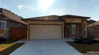 Stillwater Ranch Single Family Home New: 12034 Fort Leaton