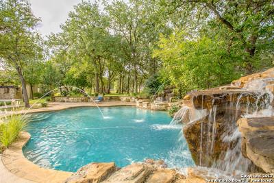 Boerne Single Family Home New: 64 Wyatt Trail