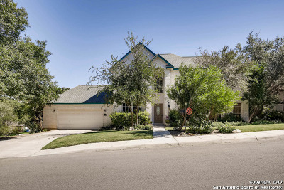 San Antonio Single Family Home New: 19426 Encino Smt