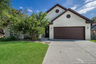 San Antonio Single Family Home New: 1818 Three Forks