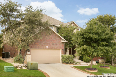 Bexar County Single Family Home New: 611 Rolling Grv