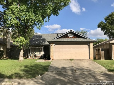 San Antonio Single Family Home Back on Market: 7306 Lansbury Dr