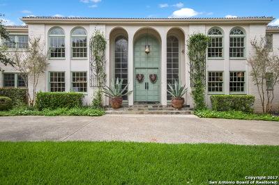 Castle Hills Single Family Home New: 108 Villa Ann St