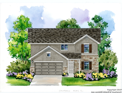 San Antonio Single Family Home For Sale: 5723 Chestnut Crossing