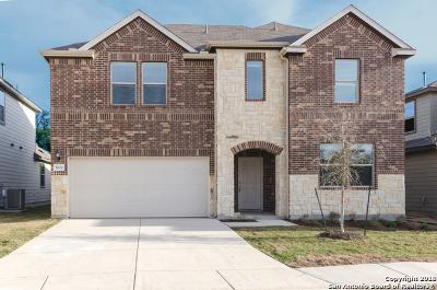 San Antonio Single Family Home For Sale: 5622 Burr Bluff