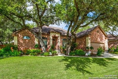 Helotes Single Family Home For Sale: 13823 French Oaks