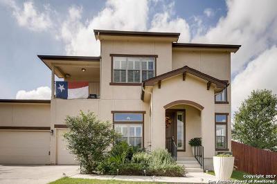 San Antonio Single Family Home New: 22227 Park Summit Cv