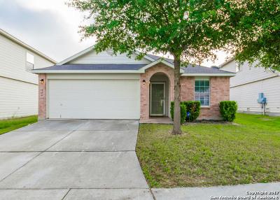 Bexar County Single Family Home New: 334 Fontana Albero