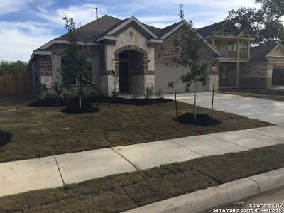 Schertz Single Family Home New: 11510 Hansons Forest