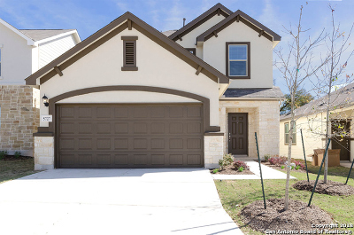San Antonio Single Family Home For Sale: 5727 Chestnut Crossing