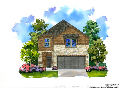 San Antonio Single Family Home For Sale: 5626 Burr Bluff