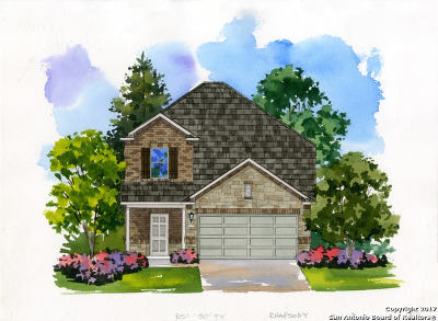 Single Family Home New: 6822 Freedom Hills